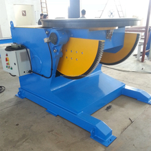 jiangsu wuxi industrial turning table positioner for pipe welding