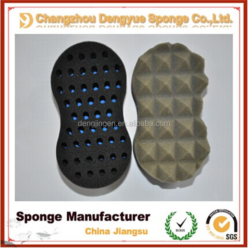 Stylish Hot sale magic sponge for hair roller/twist/curl with factory price