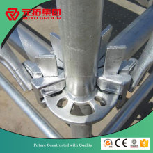 SGS/BV/ISO patent galvanised ringlock scaffolding made in China
