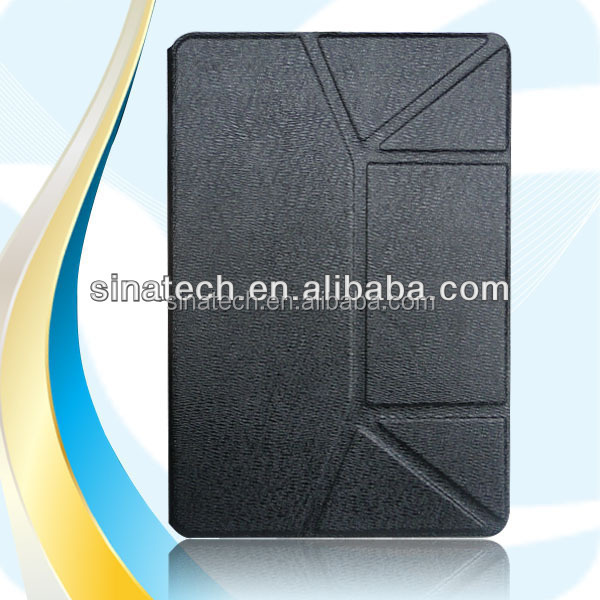 Best brands business style mobile phone leather radiation protection case for ipad mini