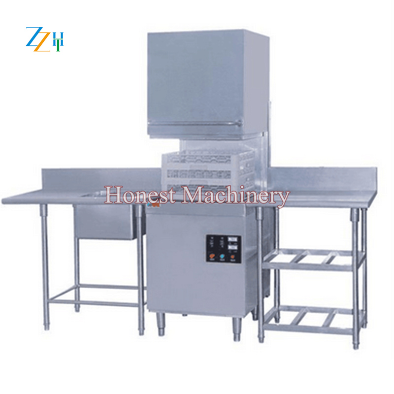 Industrial Dish Washing Machine / Industrial Dishwasher With Low Price