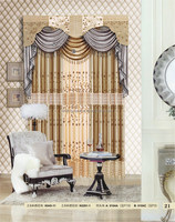 2014new luxury different styles of curtains in lahore pakistan