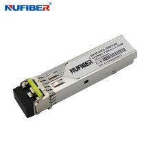 622M SFP Transceiver 1310/1550nm 120km Optical Module with Single LC Connector