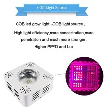 China super power 720w cidly apollo 16 led grow light for aquaponics and hydroponics system