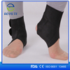 Medical Sports Ankle Foot Elastic Compression Wrap Relief Pain Foot Sleeve