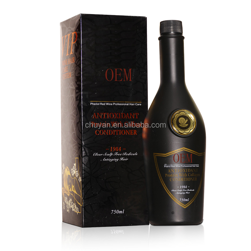 OEM/ODM Private Label Repairing & Nourishing Hair Conditioner 750ml