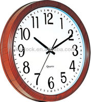 18 inch Large Plastic Wall Clock WH-6920 for home decoration