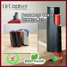 Portable and Adjustabe mini Table tennis badminton net