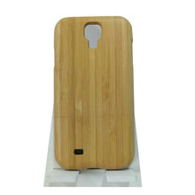 Latest Bamboo Buckle Mobile Phone Case 4.99 Inch Wooden Phone Case For Samsung Galaxy S4