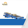Container unloading equipment belt conveyor price extendable telescopic belt conveyor