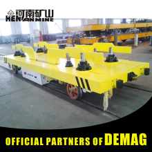 Electric Driven Small Gauge Transportation Wagon For Heavy Duty Transportation