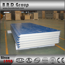 Hot sale thermal insulation polyurethane panel sandwich