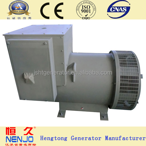 Stamford copy type NENJO brand 18KW/23KVA ac small brushless electric alternator generator(6.5KW~1760KW)