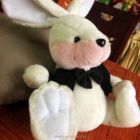 Hot Selling In Factory Of Long Ears Bunny Rabbit PlushToy,Long Ears Plush Stuffed Rabbit Toys