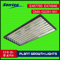 west bank office lamp HORIZONTAL 6*28w/T5 grow light for indoor plant