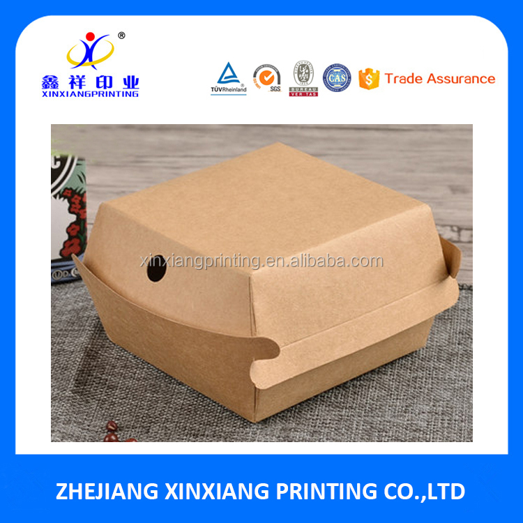 Fast Food Packaging for Food Take Away Box Wholesale
