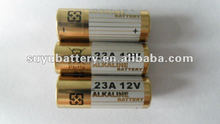 D Size R20 Zinc Carbon Battery Metal Jacket R20P Battery 23A 27A