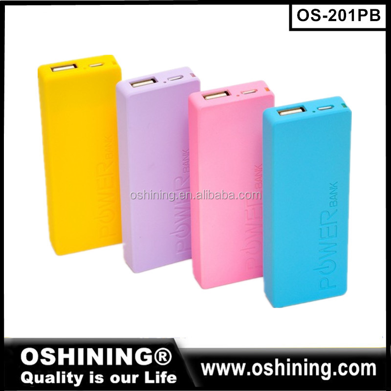 Wholesale high quality plastic smart mobile power