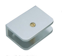 Professional cabinet glass clips for wholesales