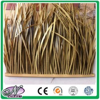 PP & PE artificial synthetic thatch roofing tile