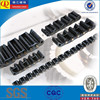 High quality silent chain tooth chain for textile machinery 9.525 12.7 15.875