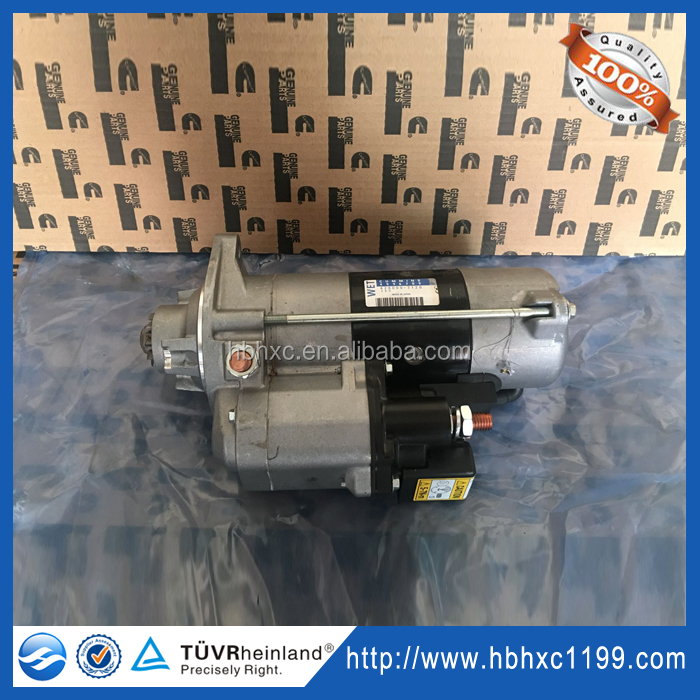 Factory price of engine parts QSB starter motor 4996709