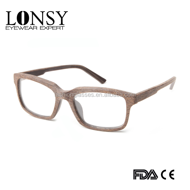 handmade acetate prescription optical frames with your logo