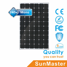 Chinese top quality solar panels 40w modules mono for sale