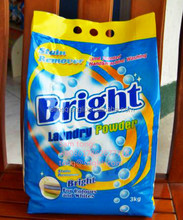 Bright laundry powder detergent washing powder OEM factory in Shandong