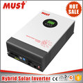 High Frequency 5kva Hybrid Solar Inverter 80a Mppt Solar Charge Controller Inverter