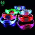 Wholesale Cheap Fashion Led Flashing Wristbands With Birthday Party