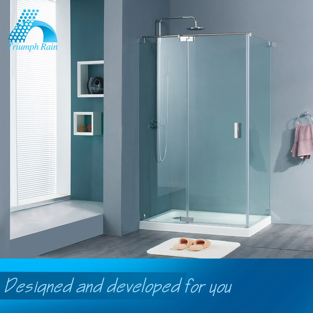 Quality Assured Factory Direct Price Fashion Designs Shower Enclosure Adjustable Bathroom Sanitary Appliance