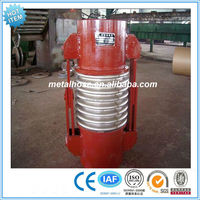 Single type hinge expansion joints manufacturer