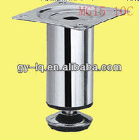 2013 Hot Sell Stainless steel metal desk leg