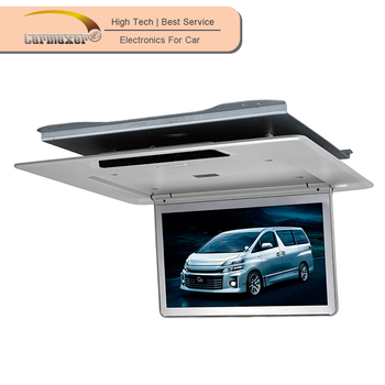 hd car roof mount dvd player 1080p 24v bus lcd monitor