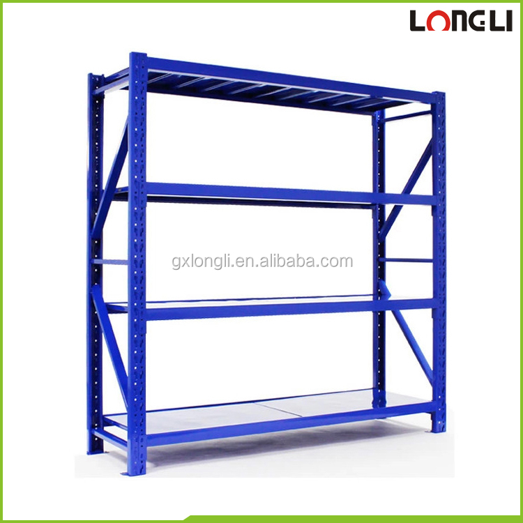 Metal Shelving Racking/Storage Racking/Warehouse Steel Support Bar For Pallet