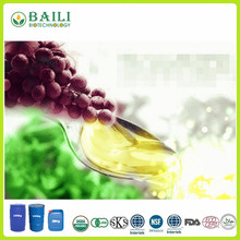 Cold pressed Refined Grape Seed Oil Plant extract