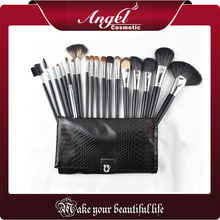 small 19pcs professional makeup brush set for cosmetic use