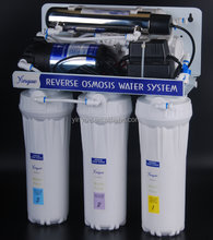 RO System Water Filter 50GPD 6 Stages with UV