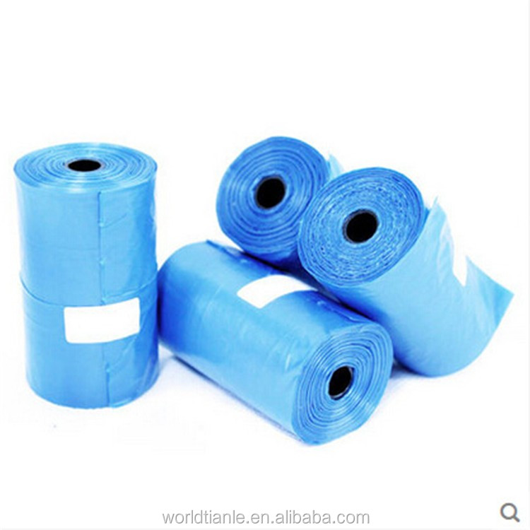 Professional manufacturing peld Trash liner on roll accept customized order for oversea market