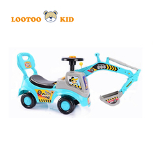 Chinese manufacturer wholesale cheap price plastic construction car mini truck for kids for sale