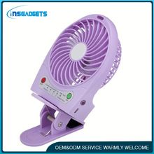 Portable clip on fan ,h0tE85 plastic mini clip fan for sale