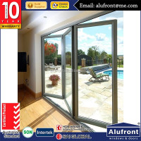 Aluminum doors exterior | Aluminium windows and doors comply with building code of Australia & New Zealand