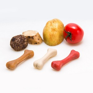 All natural beef flavour dog dental bones pet treats