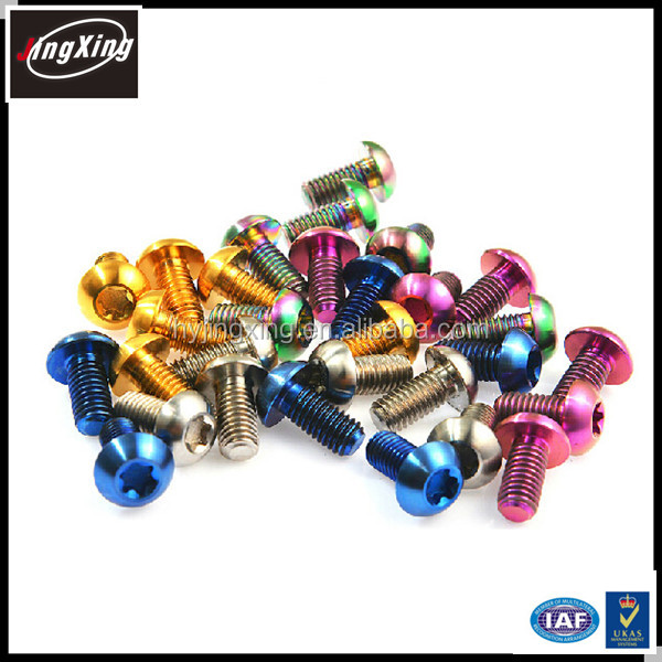 M6 M5 gr5 titanium screw/bolts for bicycle