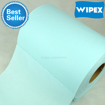 Woodpulp and Polyester Maintenance wipes Spunlace and degreasing wipes Interfolded Pop up Cloth