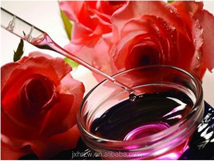 Natural rose extract perfume essential oil