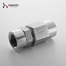 Hot sale ansi standard one way check valve dn25