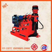 hot sale chinese supplier multi- fuction top-drive head powerful core quarry drilling equipment with 100-530m