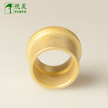 On sale ISO9001 standard brass short compression bushing
